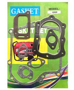 Complete gaskets for Honda G300 engine muffler carburetor cylinder air filter intake Full gasket set