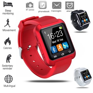 Wholesale New men and women smart sports watch LED color screen touch screen connection mobile phone synchronization