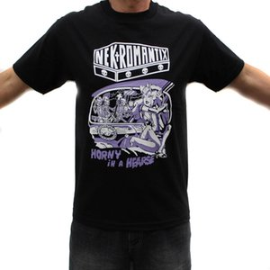 Nekromantix Punk Band Graphic T-Shirts