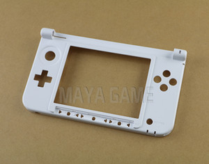 Replacement shell Housing Middle plastic Frame For 3DS XL for 3dsxl case shell white