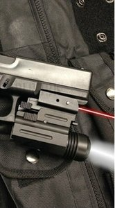 Wholesale New Pistol Red Dot Laser Sight + 200 Lumens LED Flashlight GLK, S&W, SIG, XD,BERETTA