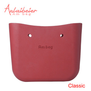 Wholesale ANLAIBEIER Obag O Bag Style Classic Big Ambag Body Waterproof EVA Bag Women s Fashion Handbag Rubber Silicon Spare Parts