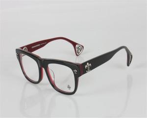 DOWER ME Unisex Fashion Brand Design Full Rim Acetate Vintage Leopard Optical Reading Eyewear Spectacle Glasses Frame