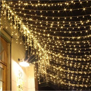 Wholesale led twinkle light led lights Christmas lights Flashing a festive wedding of lamps waterproof outdoor chandeliers Plug style