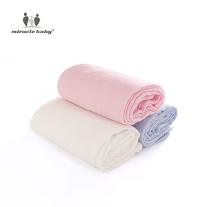 3Pcs Box 80*80cm Miracle Baby Cloth Diapers Bamboo Fiber Soft Blanket Swaddle Wrap Infant Nursing Cover Bath Towel Unisex