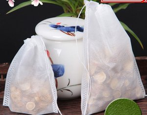 Wholesale Chinese medicine filter bag Receive relish Non woven tea bag kitchen soup Spice bags perfume pouc