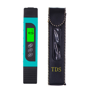 Wholesale Portable LCD Digital TDS EC PPM Water Quality Filter Purity Meter Tester Pen with backlight Use for Aquarium Pool off