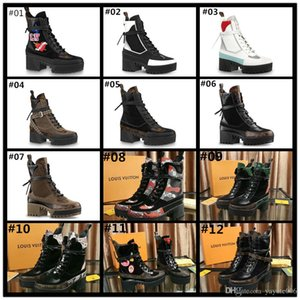 Wholesale 2018 Women Waterproof Snow Boots Insulated Winter Warm Martin Boot Mountaineering Hiking Ski Sports Outdoor Shoes Anti Skid Lace up