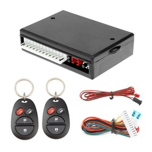 Wholesale VODOOL Universal Car Remote Central Lock Kit Auto Car Door Locking Alarm Keyless Entry System Central Locking Alarm Systems