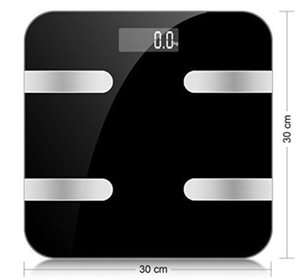 Wholesale Smart Digital Bathroom Scale Weight Fat Body Scale BMI Mobile Keepfit Bluetooth Sync with Retail Box