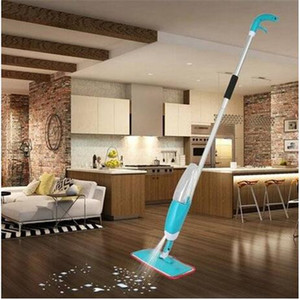 Wholesale Hot sales Environmental Water Home Used Spray Mop for Household Floor Cleaning Tools Mops