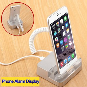 Wholesale Mobile Phone Alarm Security for Retail Shops With Charging Cable and Display Holder Alarm Accessories