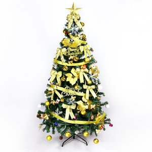 Wholesale Winter Luxury Meter Tall Christmas Tree With Many Decorations And Light Separate Tree And Ornaments