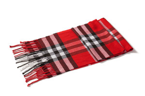 plaid scarf 2018 New style hot selling winter soft Imitation cashmere scarf all-match baby warm plaid boy and girl scarf 6 colors free ship