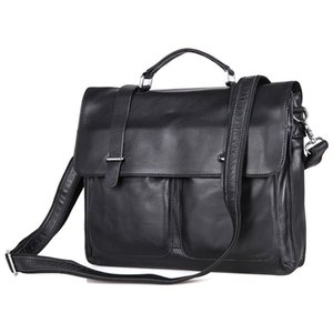 Wholesale SIKU genuine leather men s briefcase men brand high quality Japan leather men bag