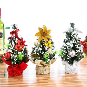 Wholesale Merry Christmas Tree Bedroom Desk Decoration Toy Doll Gift Office Home Children Natale Ingrosso Christmas Decorations for Home TO860