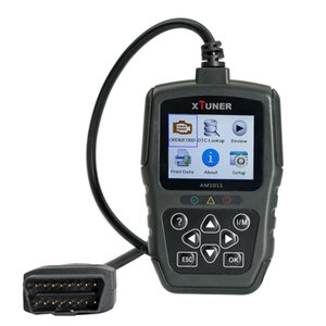 Wholesale vehicles for sale - Group buy XTUNER AM1011 OBDII EOBD PLUS OBD2 Code Reader Update Online Multi language Compatible with Most Newer Vehicles
