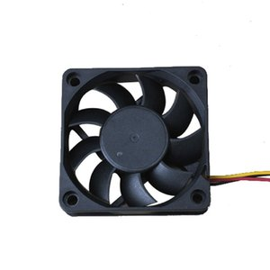 Wholesale Etmakit Hot Sale New40x40x10mm Pin V Case Computer Cooler Cooling Fan PC Black Computer Radiator Computer Fan Heat Sink