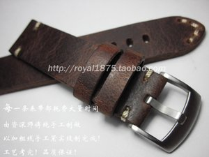 Wholesale 2019 New watch bracelet belt Vintage watchbands genuine leather straps watch band mm mm accessories wristband