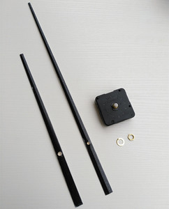 Wholesale diy kit china resale online - 100PCS Sweep Large Hands for DIY Clock Mechanism Kit Price From China