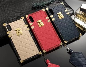 Wholesale For iphone X XS Max Luxury leather wallet flip phone case For iPhone S Plus Samsung GalaxyS8 With Rope embossing flower