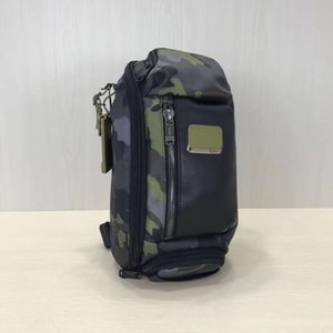 Wholesale Ballistic nylon tumi men s small bag shoulder bag business casual backpack Messenger bag chest bags pocket