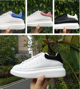 Wholesale Men Classic Genuine Leather Arena Brand Flats Sneakers Male High Top Shoes Fashion Luxury Casual Lace Up Shoes With Box Dust Bag Size