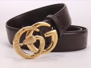 Wholesale The men s leather belt is a high quality leather leather belt and the hot sale belt is fashionable and new jeans with smooth buckles