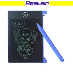 Wholesale Retail Sale inch mini LCD Writing Tablet Graffiti Drawing Tablet for Kids Digital Handwritting Pads draft with OPP Bag free DHL