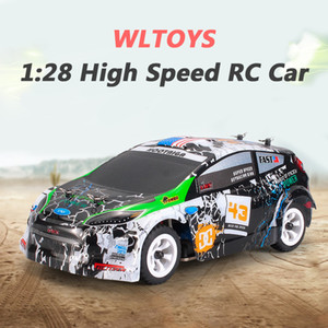 Wholesale Wltoys K989 RC Car Brushed KM H High Speed WD RTR RC Drift Car Remote Control Radio Control Voiture Telecommande