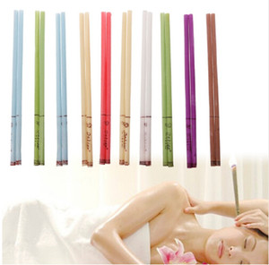 100Pcs Set Ear Cleaner Ear Candle Wax Removal Ear Candles Treatment Care Healthy Hollow Cone Hot
