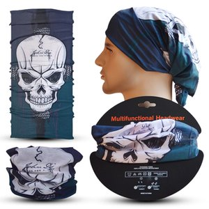 Outdoor tactics hunting mask sport cycling ski mask CS pirates camouflage magic head scarf on Sale