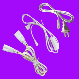 Wholesale-25pcs free shipping UL approved IQ lamp power cord us with on off switch and 12 feet long cable