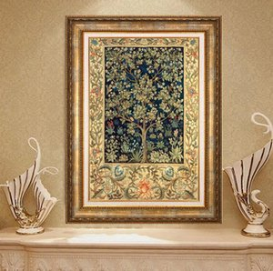 Wholesale Diy Diamond Painting The Money Tree Of Happy Full Diamond Embroidery Chinese Style Decorated Living Room A Good Gift For Family