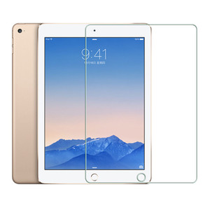 "Wholesale Tempered Glass For iPad 9.7 2017 2018 5th 6th Generation A1954 Screen Protector Film For iPad air air 2 Pro 9.7 "" 2016"