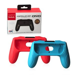 2pcs set ABS Joystick Grip Handle Joypad Stand Holder for Nintend Switch Left Right Joy-Con Joycon NS Controller