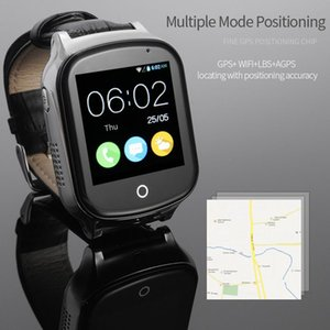 Wholesale A19GPS Smart Watch Build In GPS Positioning G Card Slot Elderly Children G Smart Mobile Phone Tracking Watch