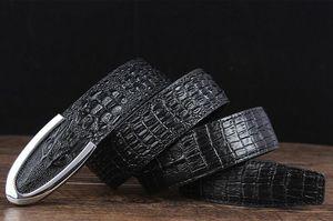 d200951e3c3 2019 Design Belts Men and Women Fashion Belt Women Leather Belt Gold Silver  and Black Buckle