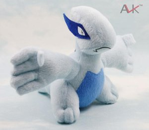 Wholesale 5 quot CM retail Lugia Pikachu Plush Stuffed Doll Toy For Kids Best Holiday Gifts