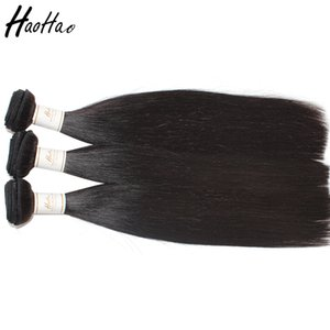 Wholesale Top selling Hair Bundles Peruvian Indian Malaysian Brazilian human hair Straight Body Loose Deep wave kinky Curly human weft hair extension