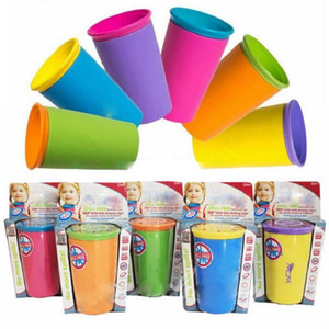 Wholesale HOT Multi style Color Options Wow Cup High Quality For Kids With Freshness Lid Spill