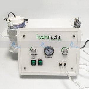 Wholesale 3 in Diamond Microdermabrasion Hydrafacial Hydro Oxygen Facial Machine Water Peeling Dermabrasion Spa Skin Care Beauty Equipment