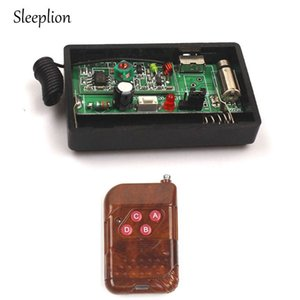 Wholesale Sleeplion DC V Vibration Reminders Wireless Remote Control Reminders Vibrator RF Alarm System