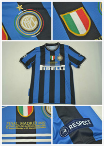 sport jersey 2010-2011inter UCL final detail home retro jerseys STANKOVIC J.ZANETT MILITO CLASSIC jersey