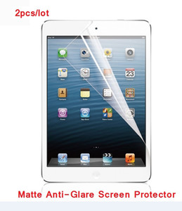 Wholesale 2 X Ultra Clear Matte Anti Glare Screen Protector Protective Film For iPad Air Pro For iPad mini
