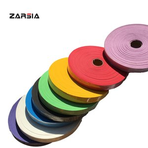 Wholesale 50M big Reel PU tennis grip dry feel badminton tennis overgrips fishing rode hand grip colors With gift