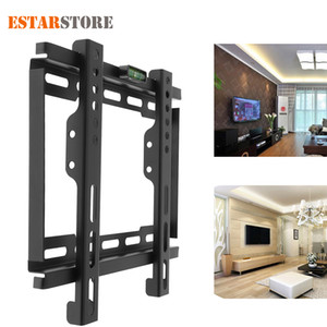 Wholesale Universal TV Wall Mount Bracket LCD LED Frame Holder with Level Standard for Most to Inch HDTV Flat Panel Plasma TV Stand