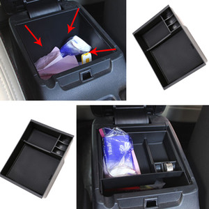 Car styling Auto Glove Box Armrest Storage Box For Mazda 6 MK 6 Atenza 2013 2014 2015 2016