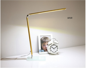 Eye protected led book lamp high quality ABS flexible reading lamp for children study office kid present DY-1175