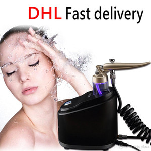 Wholesale High quality portable Oxygen Water Spray Jet Facial Massage Skin Rejuvenation Care Peel Machine Whitening Lighten Wrinkles Removal